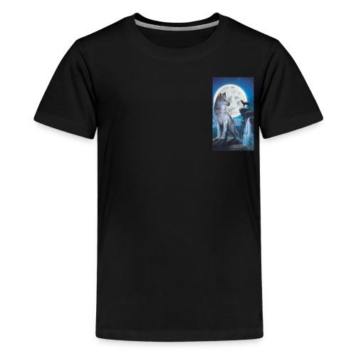 Alfie Clark Moon studios - Teenage Premium T-Shirt