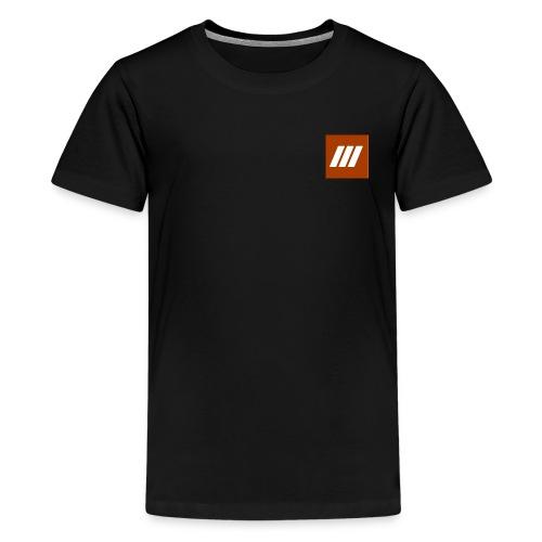 Linder Make - Camiseta premium adolescente