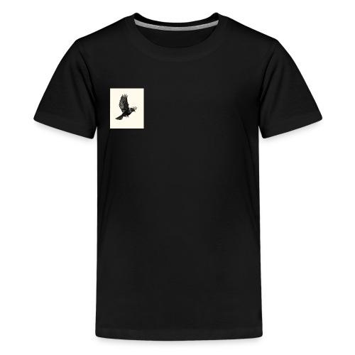 Blackbird - Teenager Premium T-Shirt