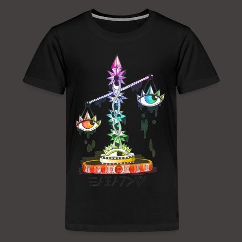 Balance multi-color - T-shirt Premium Ado