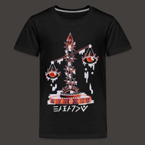 Balance Négutif - T-shirt Premium Ado