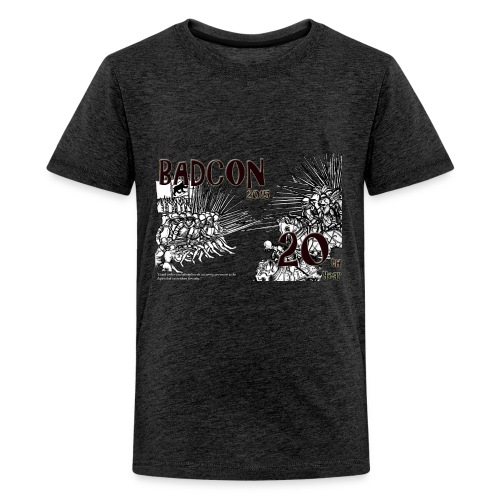Fitted T-shirt - Teenage Premium T-Shirt