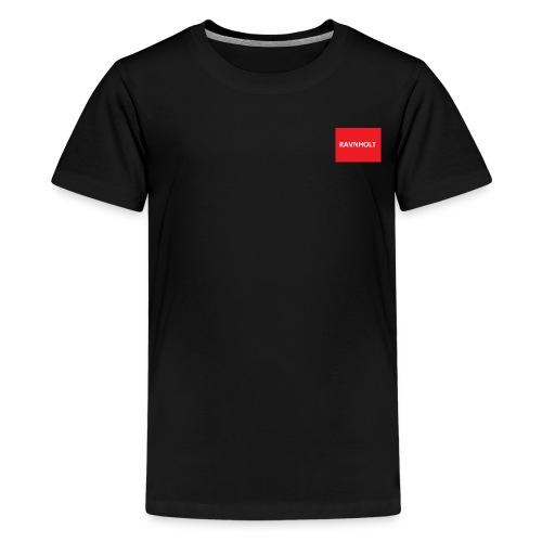 Ravnholt - Teenager premium T-shirt