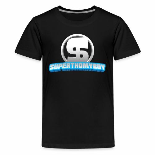 SuperThomyboy 3D style - Teenager Premium T-shirt