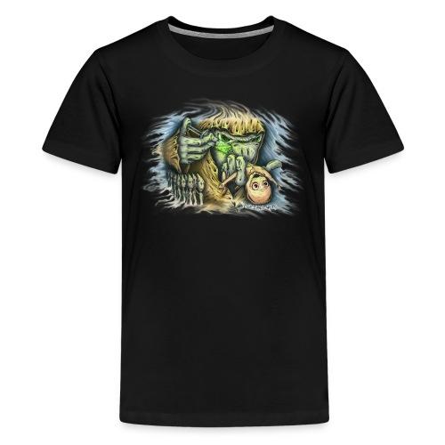 media oh media - Teenager Premium T-Shirt