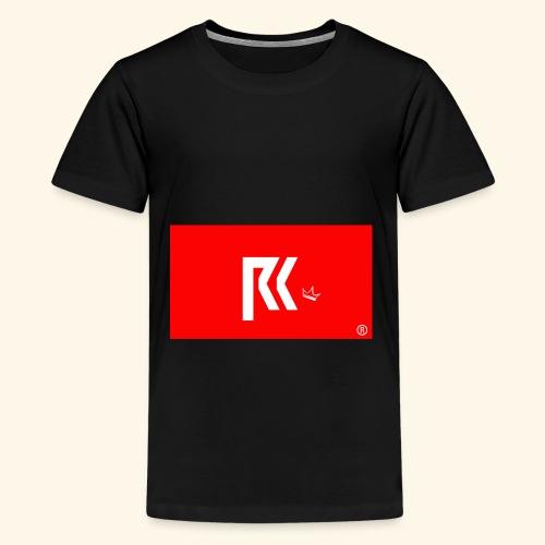 RK Official Design - Teenager Premium T-Shirt