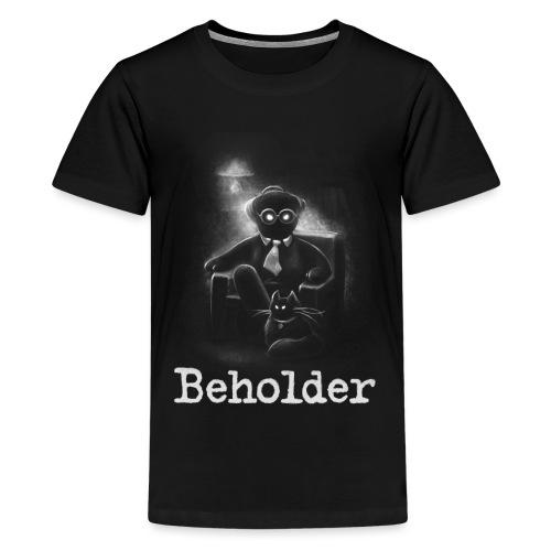 Hector Medina - Teenage Premium T-Shirt