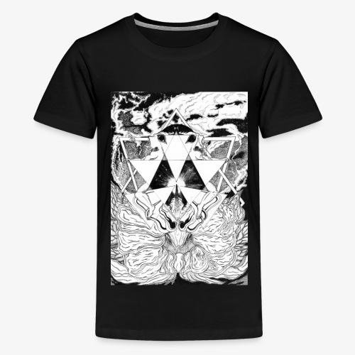 Primal Ordeal by Rivinoya - Teinien premium t-paita