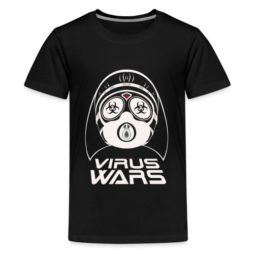 Virus Wars - Teenager Premium T-Shirt