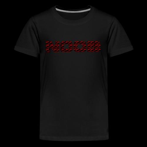 N00B V2 - Teenage Premium T-Shirt