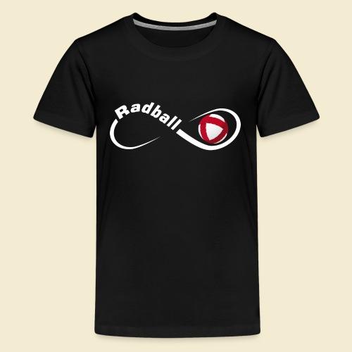 Radball 4 Ever - Teenager Premium T-Shirt