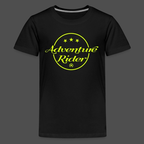 Adventure Rider - Teenager Premium T-Shirt