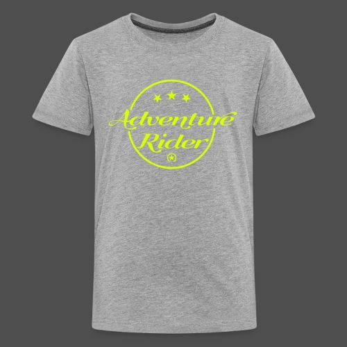 Adventure Rider - Koszulka młodzieżowa Premium