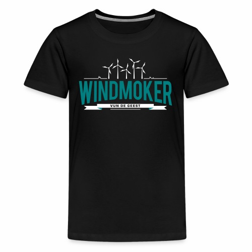 Windmoker vun de Geest - Teenager Premium T-Shirt