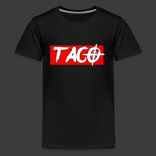 Tac+ - Teenager premium T-shirt