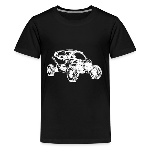 ATV Side by Side Offroad - Teenager Premium T-Shirt