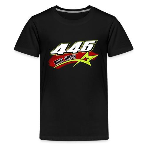 445 Nigel Green Brisca 2019 - Teenage Premium T-Shirt