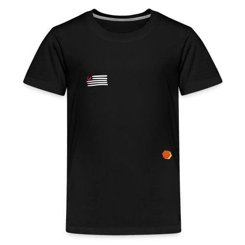 Skiirtt Skirrrt Shirrrt... - Teenager Premium T-shirt