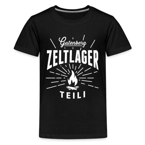 Teilis1 - Teenager Premium T-Shirt