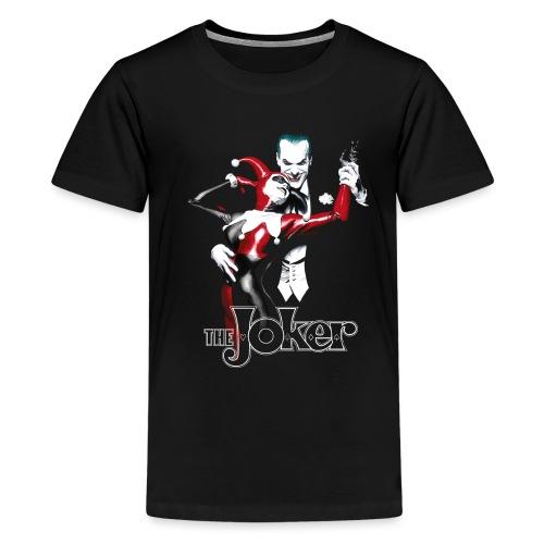 The Joker Dancing - Teenager Premium T-Shirt