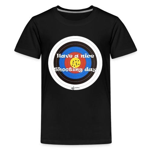 Shooting day - Teenager Premium T-Shirt