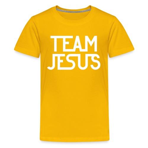 Team Jesus - Teenager Premium T-Shirt