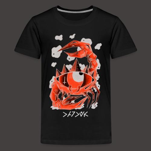cancer Négutif - T-shirt Premium Ado