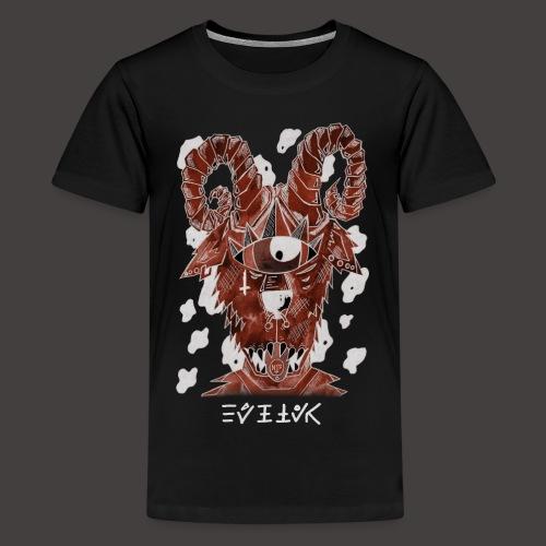 Belier Négutif - T-shirt Premium Ado