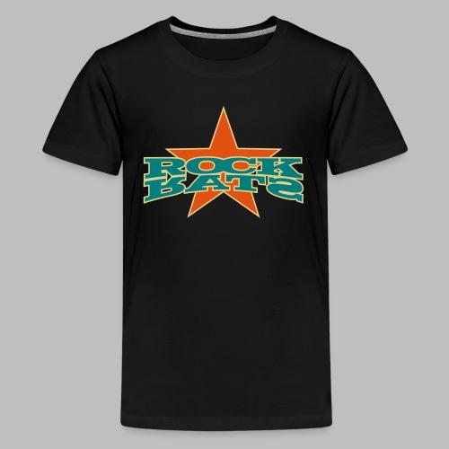 Rock Star - Teenager Premium T-Shirt