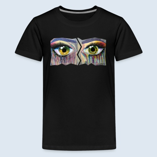 NEU! Open Eyes - Teenager Premium T-Shirt