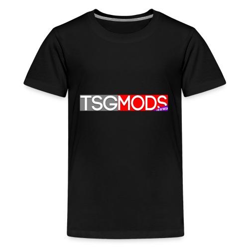 13851 2CTSGmods - Teenage Premium T-Shirt