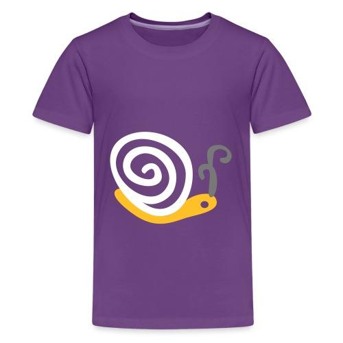 Lumaca - Maglietta Premium per ragazzi