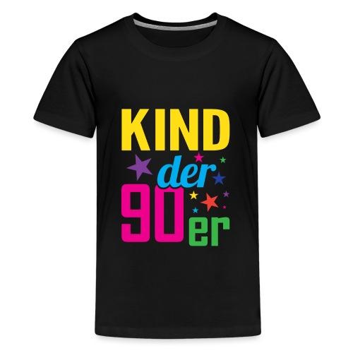 Kind der 90er Jahre 90s - Teenager Premium T-Shirt