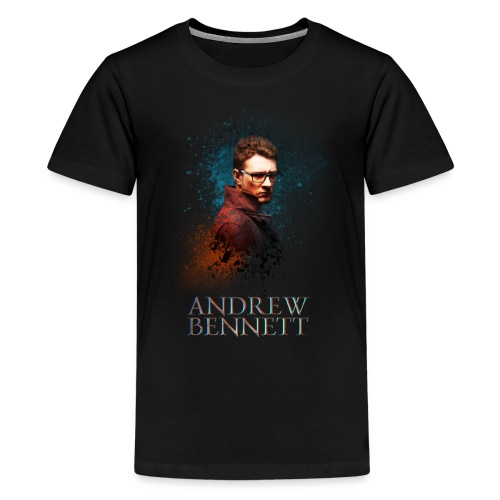 Andrew Bennett - T-shirt Premium Ado