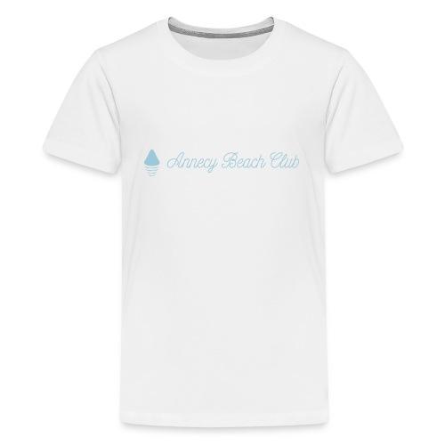 Annecy Beach Club - Bouee - T-shirt Premium Ado