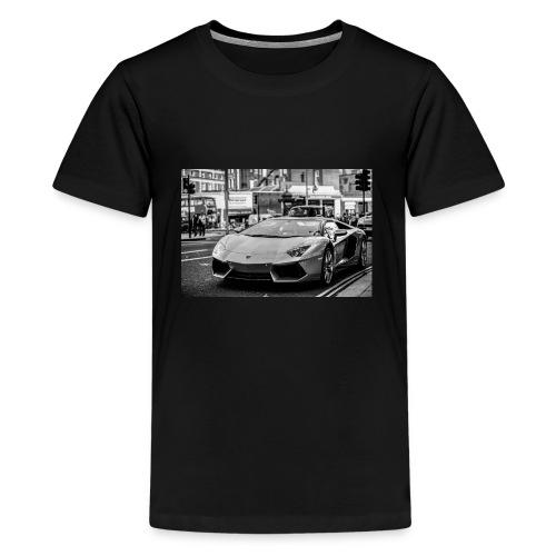 Lambo Aventador - Maglietta Premium per ragazzi