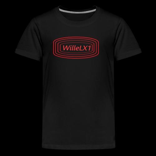 Cirkel LX1 - Premium-T-shirt tonåring