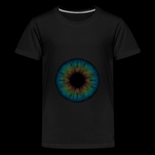 Iris - Teenager Premium T-Shirt