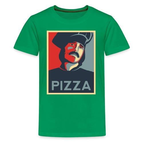 MozzaHopeV2 jpg - T-shirt Premium Ado