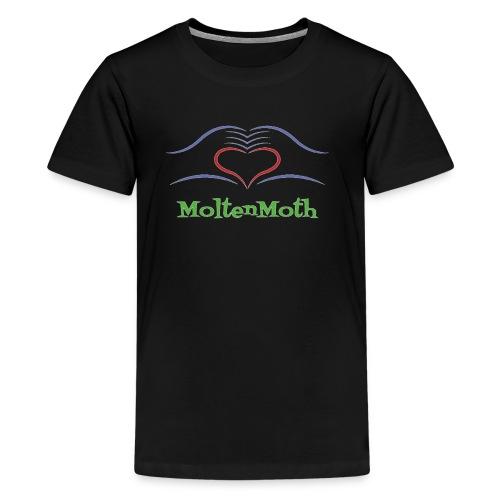 MoltenMoth - Teenage Premium T-Shirt