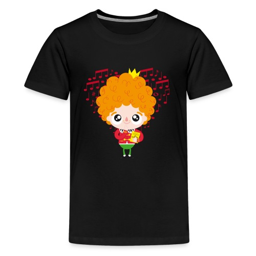 Nando travelling - Teenage Premium T-Shirt