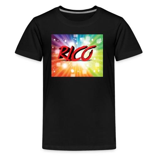 hood png - Teenage Premium T-Shirt