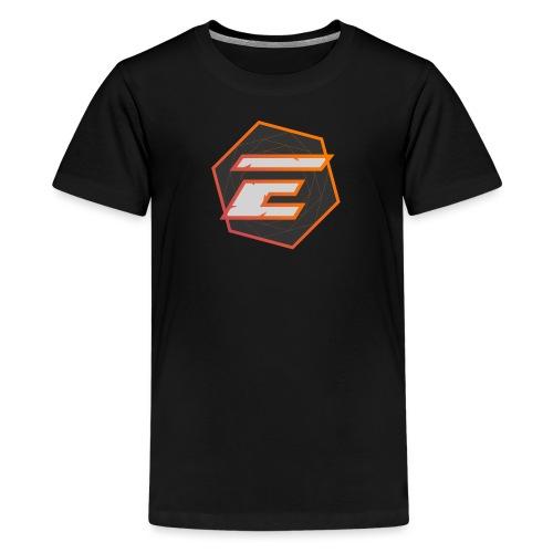 EximmaTv Logo - T-shirt Premium Ado