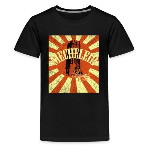 MecheleirOriginal5a - Teenager Premium T-shirt