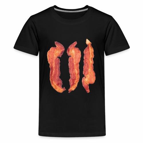 Bacon Strips - Maglietta Premium per ragazzi