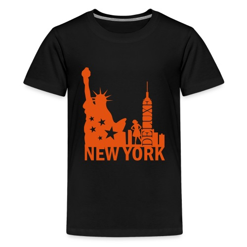 New York City Deluxe - Teenager Premium T-Shirt