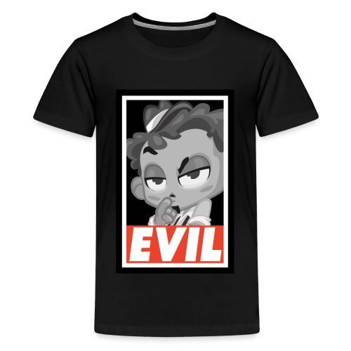 MiniMe Lucas - trivisk - Teenage Premium T-Shirt