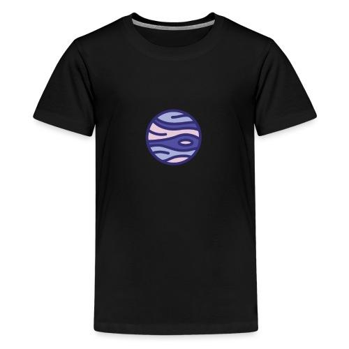Planeta Jupiter - Camiseta premium adolescente