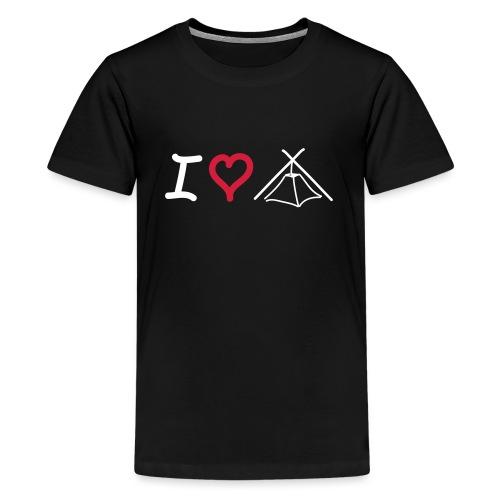 I love Kothe - Teenager Premium T-Shirt