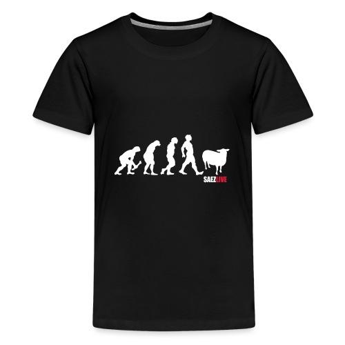 J'accuse (version light, par parek) - T-shirt Premium Ado